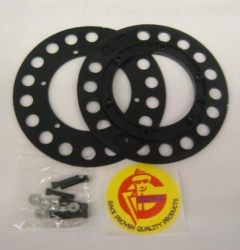 Gman Plastic sprocket guard kit (2 piece)Large