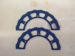 Tomar Axle Sprocket 219 Chain