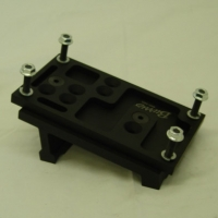 15 Degree International Motor Mount 1 3/8
